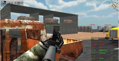 Screenshot of Shoot`Em Down: Shooting game