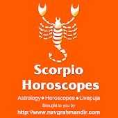 ScorpioHoroscope वृश्चिकराशिफल