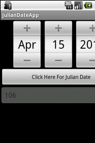 Julian date converter online