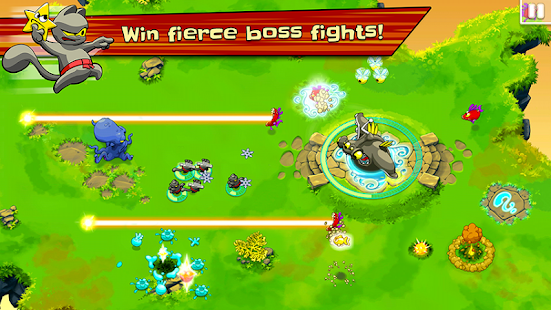Ninja Hero Cats - screenshot thumbnail