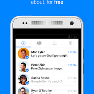 Messenger v59.0.0.27.79 APK For Android(29/3/06)