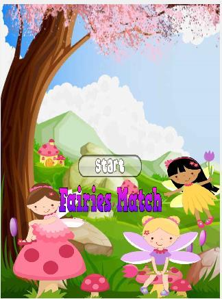 Fairy Games Match Race Ad Free
