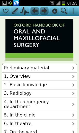 Oxford Handbook Oral Maxill S