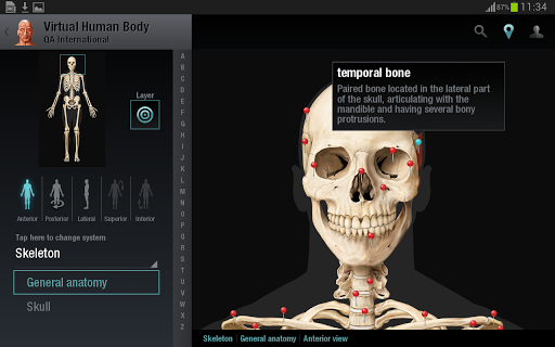 Virtual Human Body - Apps on Google Play
