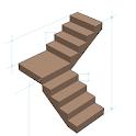 Stair Calculator  ( Chino )