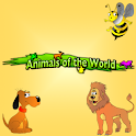 Animals World logo