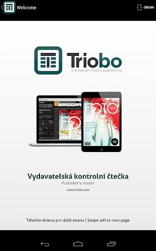 Triobo Reader