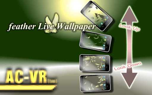 AC-VR feather LWP -FREE-