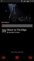 Screenshot of Rock Top 40 Chart