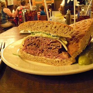 Tri-Corner Sandwich Liberty Tree Tavern