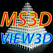 MS3D View 3D