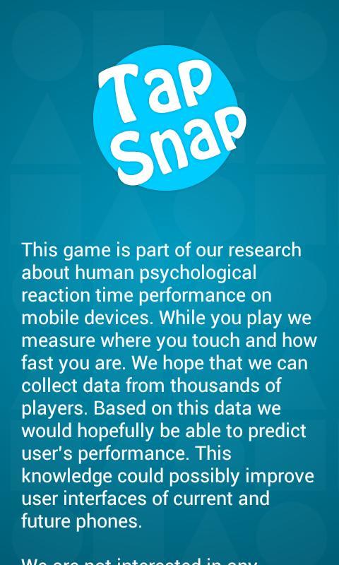 TapSnap- screenshot