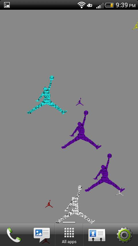 air jordan live wallpaper android