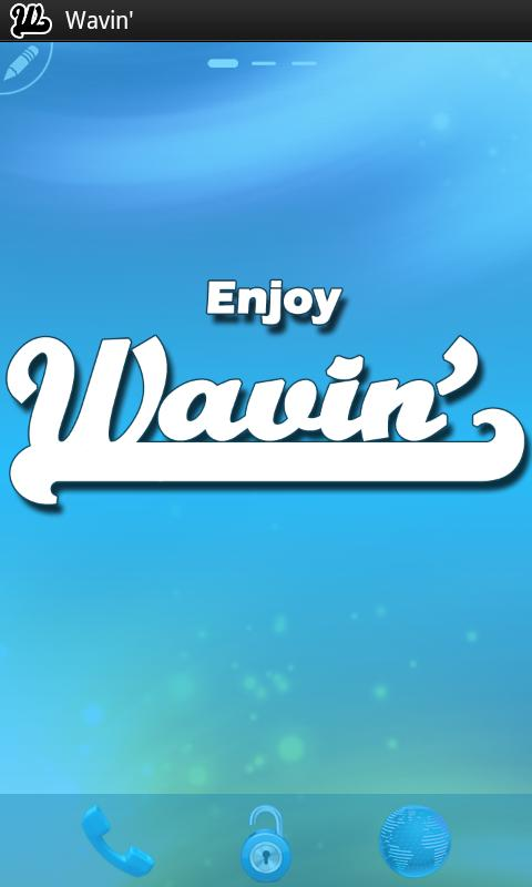 Wavin' - screenshot