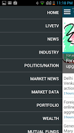 The Economic Times News Screenshot 4
