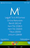Screenshot of Legyél Te is Milliomos! magyar