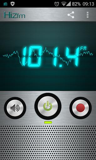 HIZFM 101.4 MHz streaming