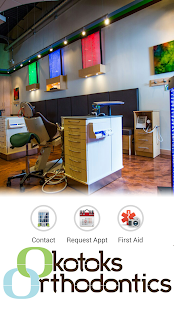 Okotoks Orthodontics- screenshot thumbnail