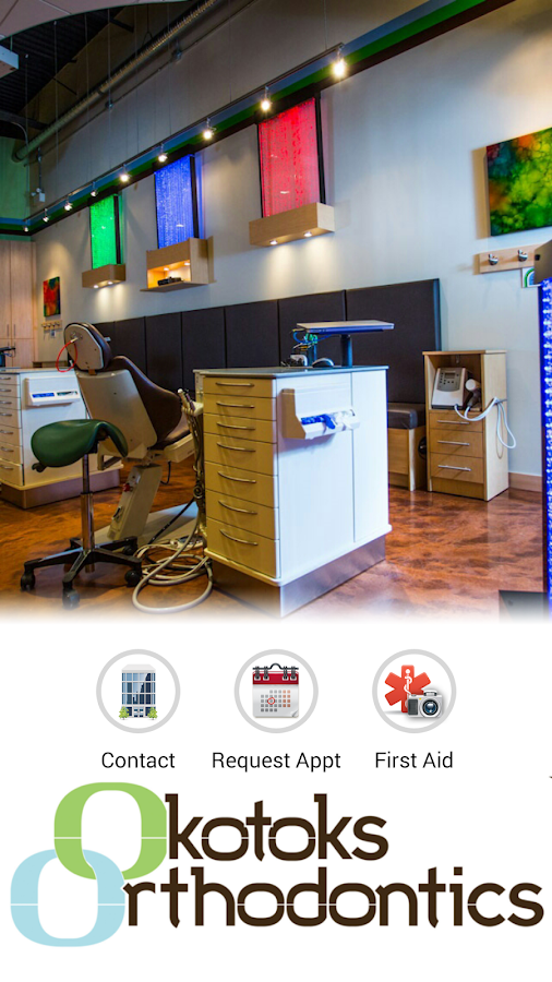 Okotoks Orthodontics- screenshot