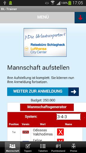 【免費運動App】BL-Trainer Dülmener Zeitung-APP點子