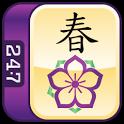 Spring Mahjong icon
