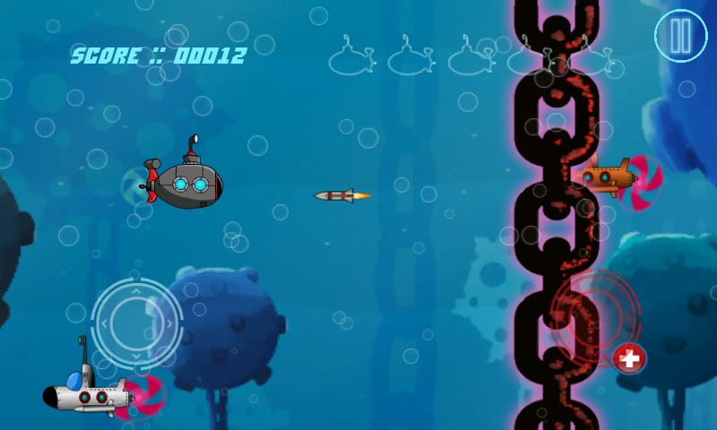 Arihant - Submarine Shooter- screenshot