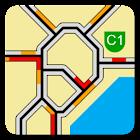 渋滞情報ウィジェット icon