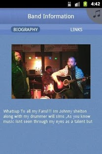 johnny shelton - screenshot thumbnail