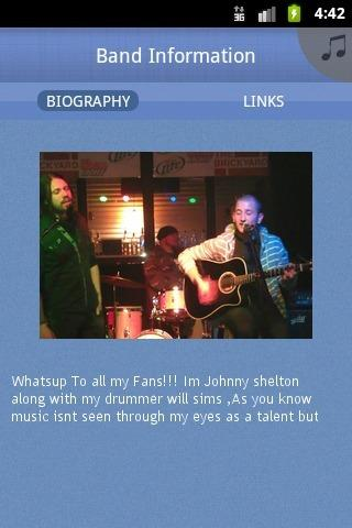 johnny shelton - screenshot