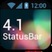 Jelly Bean StatusBar Pro
