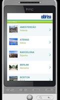 Screenshot of Agência Abreu