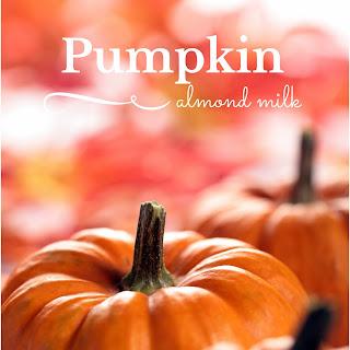 Pumpkin Almond Milk