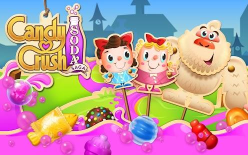 Candy Crush Soda Saga Imagen do Jogo