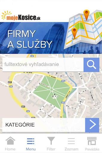 Moje Košice