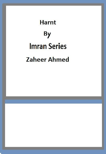 Harnt Imran series