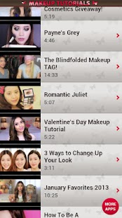 Makeup Tutorials & Beauty Tips - screenshot thumbnail