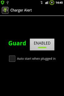 Charger Alert- screenshot thumbnail