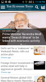 The Economic Times News Screenshot 9