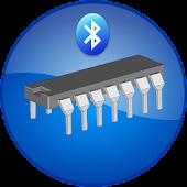 PIC32BLUE (Bluetooth control)