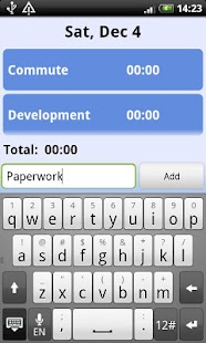 Gleeo Time Tracker - Create Project - YouTube