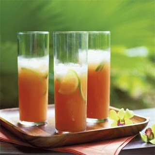 Guava-Lime Coolers.