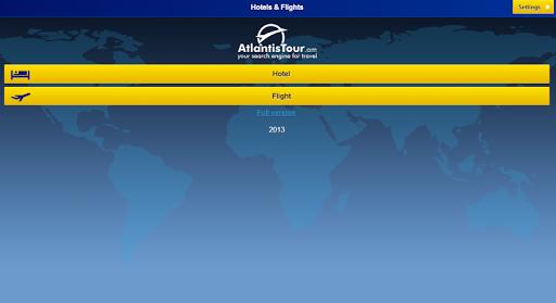 AtlantisTour Flights Hotels