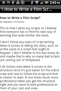 script writing app Here are the best screenwriting apps for screenwriting on the go in this post we  take a look at the best ones available for screenwriters on the.