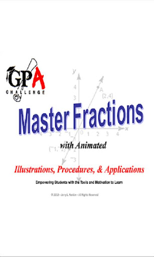 GPA Math: Fractions Project