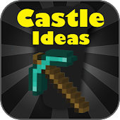 Epic Castle Ideas: Minecraft