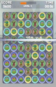 Ninja Turtles Splash Gameのおすすめ画像3