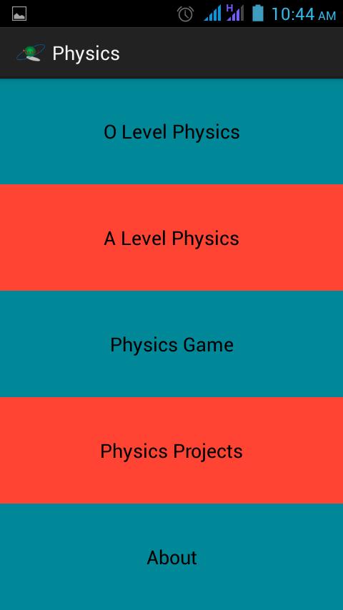 Syllabus of descriptive physics csu