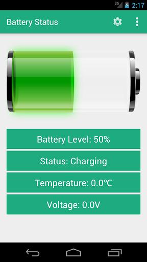 My Battery Status