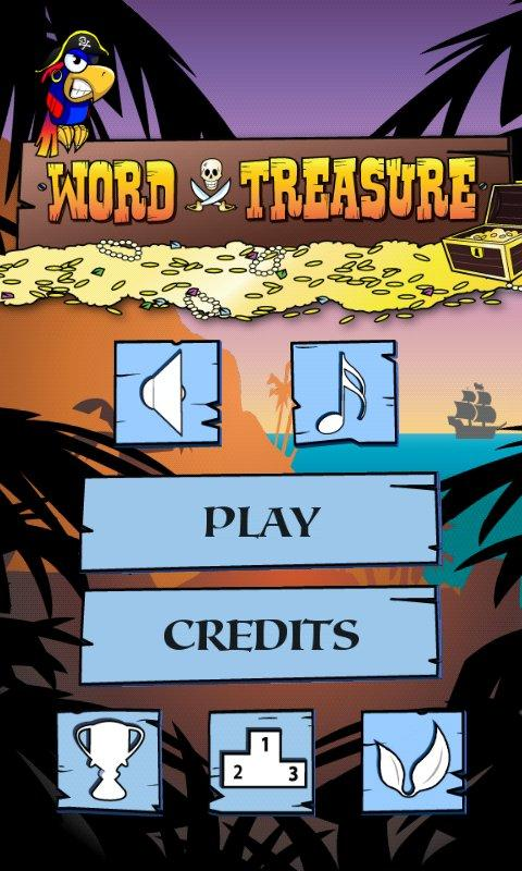 Word Treasure - screenshot
