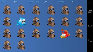 Screenshot of Concentration for Kids Ad Free